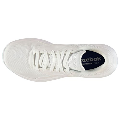 Reebok EC Ride Turnschuhe Herren Weiß/Weiß/Weiß Casual Sneakers Schuhe Schuhe