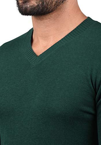 V Collo A Green Uomo Lasse Con Pine Da Maglione Blend Pullover 77023 Maglieria FHfnqR