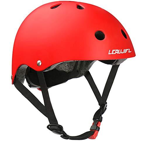 LERUJIFL Kids Helmet Adjustable