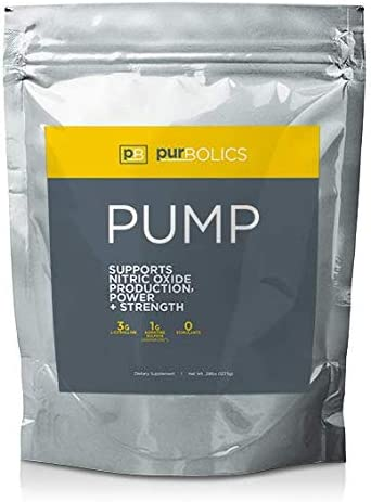 Purbolics Pump Supports Nitric Oxide Production