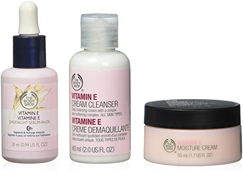 The Body Shop Vitamin E Skincare Collection (Body E Shop Vitamin Serum)