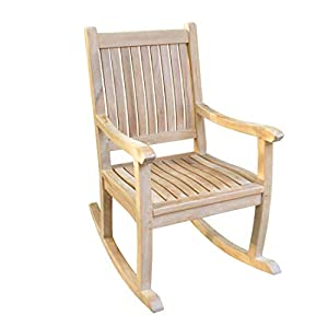 41lryDHFtRL._SS300_ Teak Rocking Chairs For Sale