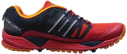 Rot Highriskred Blackiris Rouge 10 Brooks Homme Satsuma Course de Cascadia Chaussures 6CwxqPZ