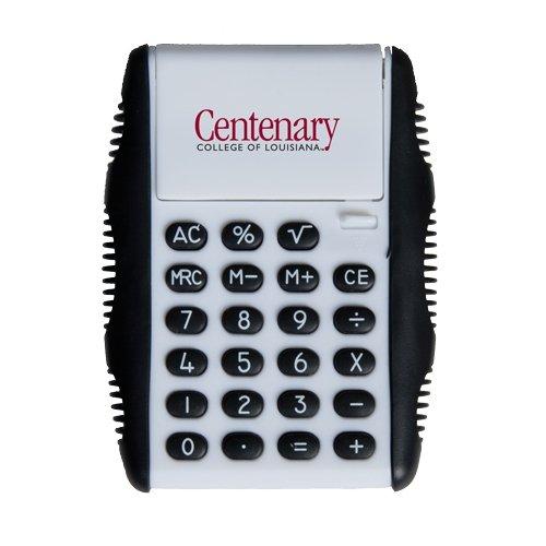 Centenary College White Flip Cover Calculator 'Centenary College of - Centenary Cover