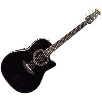 ovation celebrity cse225 rrb acoustic electric guitar ruby red burst musical. Black Bedroom Furniture Sets. Home Design Ideas