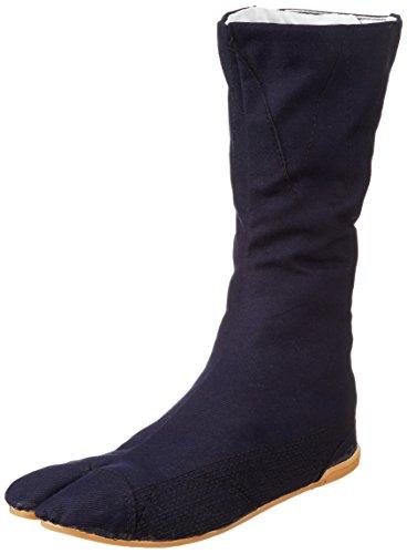 (Marugo Tabi Boots Ninja Shoes Jikatabi (Outdoor tabi) MANNEN Nuitsuke (Sewn Rubber Outsole) 12 hock 27.0cm)