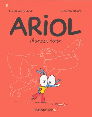 The Thunder Horse (Turtleback School & Library Binding Edition) (Ariol) pdf epub