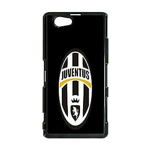 Sony Xperia Z1 Compact / Z1 Mini Cover Shell Unique Logo Design Juventus Football Club S.P.A Phone Case Cover for Sony Xperia Z1 Compact / Z1 Mini