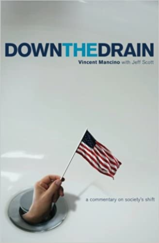 Book Down the Drain: A commentary on society's shift