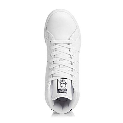 feebd469 ... adidas Stan Smith Mid, Zapatillas Altas para Hombre blanco azul ...