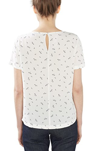 edc Off Blouse White by Esprit Femme Blanc qrOW6qCw