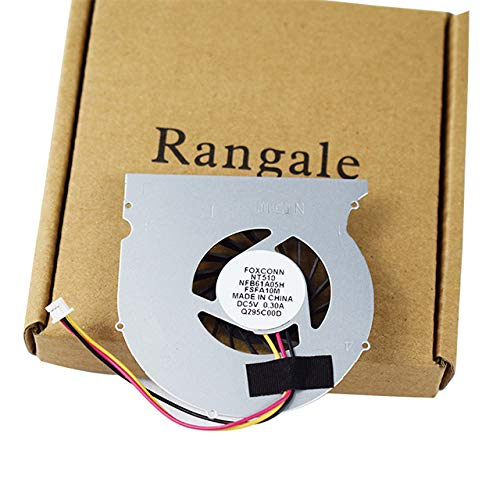 Cooler para Foxconn NT510 NT410 NT425 NT435 NT-A3500 NT-A3700 NFB139A05H NFB61A05H F1FA1 (Note: The part# may be differe