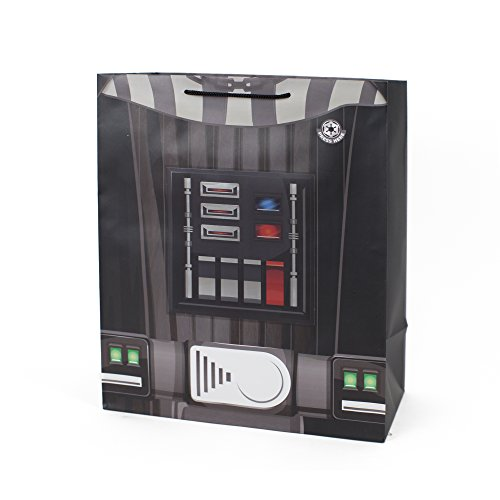 (Hallmark Large Light and Sound Gift Bag (Star Wars Darth Vader))