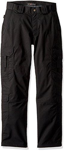 5.11 Taclite Men's EMS Pant, 34W x 34L, (Black Suede Pants)