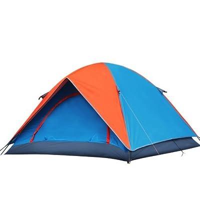 camping dans une tente de camping plage du parc tente 01 quatre doubles uv étanches