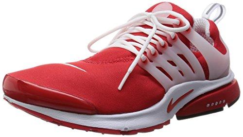 Nike Men's Air Presto Comet Red/Comet Red/Black/Wht Runni...