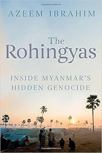 Amazon Com The Rohingyas Inside Myanmar S Hidden Genocide