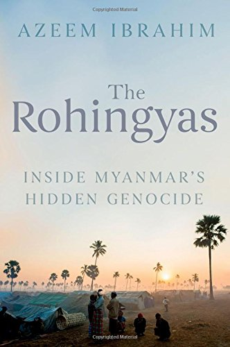 [Read] The Rohingyas: Inside Myanmar's Hidden Genocide TXT