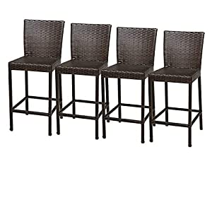 41ls2Vyu0WL._SS300_ Wicker Dining Chairs & Rattan Dining Chairs