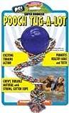 Pet Buddies PB1136 Pooch Tug-A-Lot Super Bouncer Dog Toy, TPR, My Pet Supplies