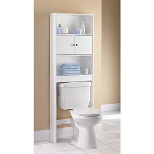 Amazon Com Mainstays Bathroom Space Saver Spacesaver