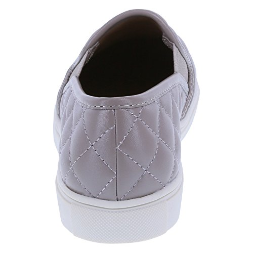Taupe Brash Quilted Crave On Women's Slip wp6ZBqgp