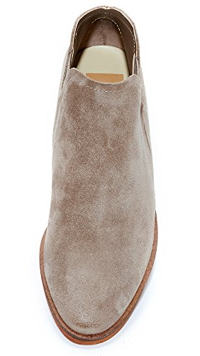 Suede Taupe Ankle Dark Women's TAY Dolce Boot Vita qYTn0
