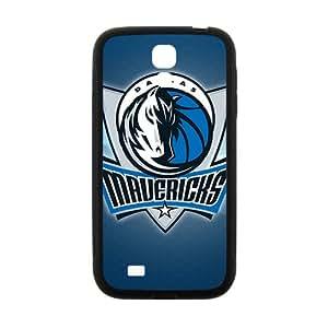 Dallas Mavericks NBA Black Phone Case for Samsung Galaxy S4 Case