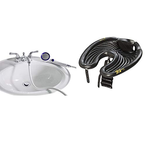 SmarterFresh Sink Hose Sprayer Set Attachment and Mobile