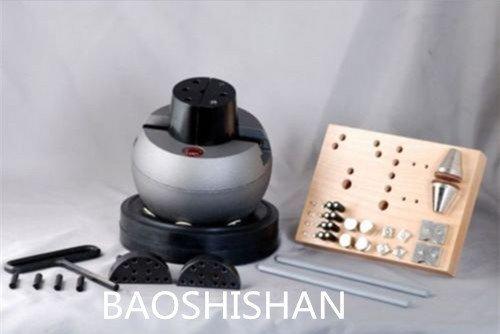 BAOSHISHAN 110V/220V 新品 スタンダードブロック ベアリング彫刻台 エングレービング 30ピースセット付 (220V) B07B8Z434T