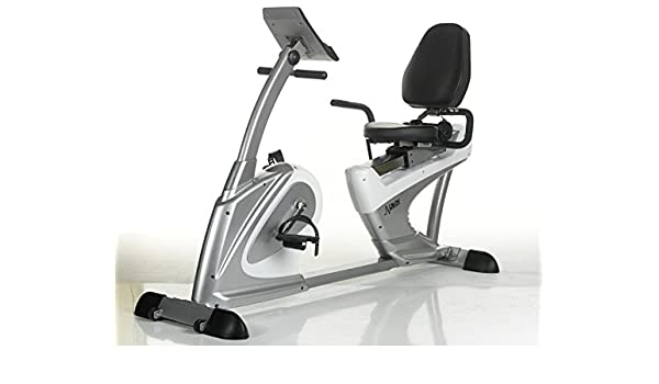 DKN Technology rb-3i Recumbent Bike: Amazon.es: Deportes y aire libre
