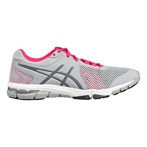 Chaussures Femme Asics Gel-craze Tr 4 gris clair/gris carbone/rose flash