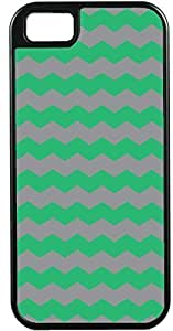 OnlineBestDigital - Fabric Pattern Hard Back Case for For Ipod Touch 5 Cover - Pink Paisley Pattern