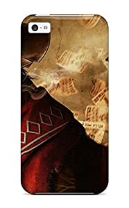 Iphone Case - Tpu Case Protective For Iphone 5c- Call Of Juarez Gunslinger by mcsharks
