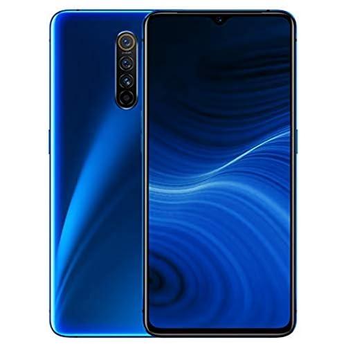 chollos oferta descuentos barato Realme X2 Pro Smartphone de 6 5 12 GB RAM 256 GB ROM SuperAMOLED procesador Octa Core cuádruple cámara 64 MP 16 MP Dual Sim azul Neptune Blue
