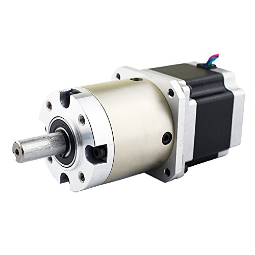 15 1 planetary gearbox nema 23 stepper motor 2 8a for diy for Stepper motor gear box