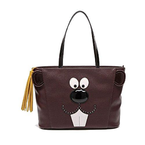 Shoulder Braccialini Unico Zoo Women's Fashion Bag wq8USq