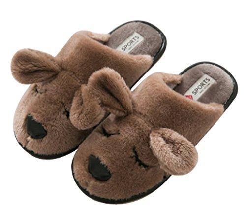 Pantofole Da Donna Calde E Comode Per Cani E Gatti