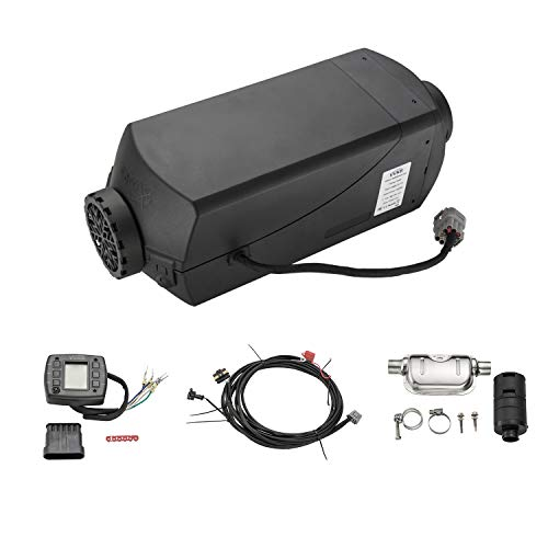 VVKB 12V 5KW Parking Heater diesel heater Apollo-V2 FCC CE RoHS: