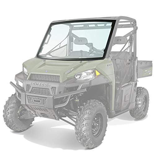 POLARIS RANGER XP900 XP1000 CREW LOCK & RIDE PRO-FIT GLASS WINDSHIELD 2882191