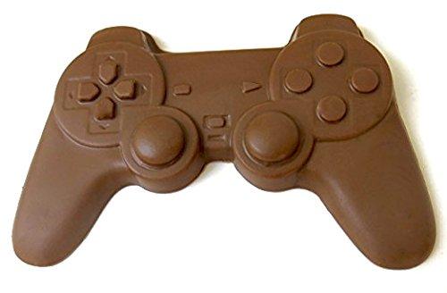Game controller solid milk chocolateChocolate.
