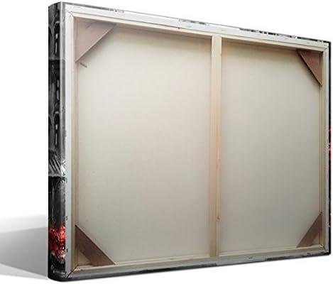 cuadro canvas Artwork Paris - 55cm x 40cm - Fabricado en España ...