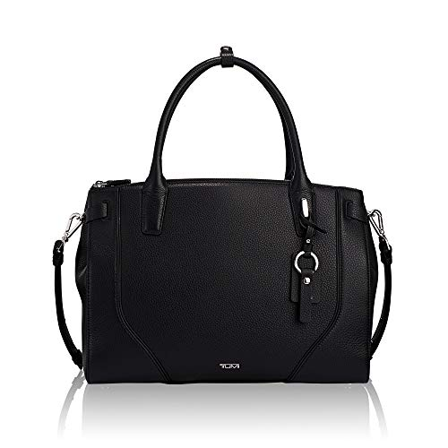 - TUMI - Stanton Kiran Leather Laptop Tote - 13 Inch Computer Bag for Women - Black