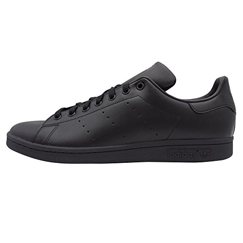 Sneaker adidas Stan Donna Nero Smith 0wwEqxP