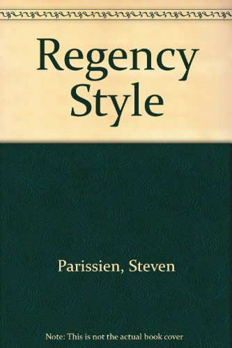 Regency Style - Regency Style Furniture