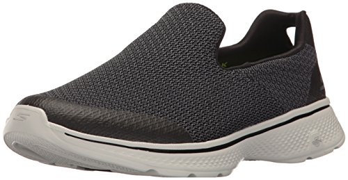 Images of Skechers Performance Men's Go Walk 4 Black/Gray