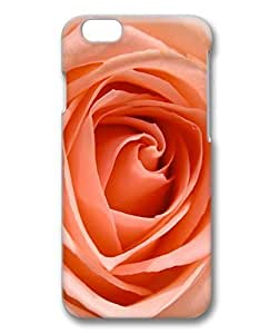 Rose Protective Hard PC Snap On 3D Case for iphone 6 4.7-1122016