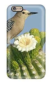Royalgarden Cactus Wren Durable Iphone 4s Tpu Flexible Soft Case