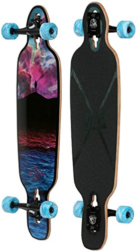 DB Galaxy 36 Longboard Complete New 2017 Premium Setup Complete by DB Longboards