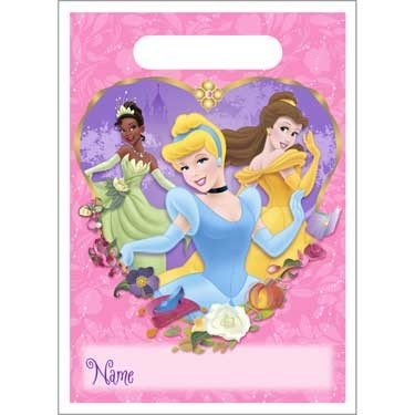 Disney's Princess Dreams Treat - Princess Sack Treat